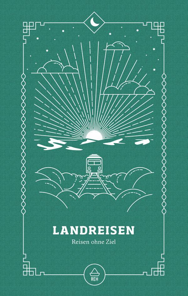 LANDREISEN cover front